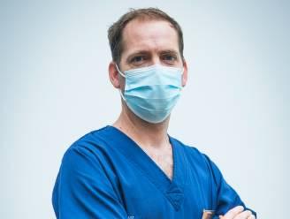 """Intensivist UZ Leuven over stijgende ziekenhuisopnames: """"Het worden letterlijk en figuurlijk donkere tijden"""""""