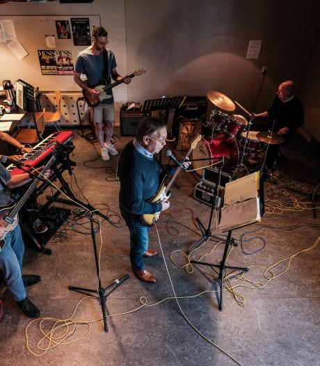 'Arnhems oudste band' Ruych speelt niet meer zo snel, maar wel heel hard