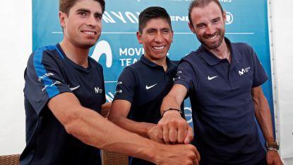 "Trio Quintana-Landa-Valverde: ""Dit is dé kans voor Movistar om Tour te winnen"""