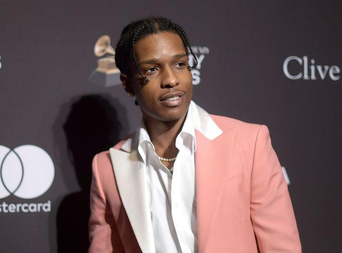 A$AP Rocky zit al sinds eind juni in een cel in Stockholm nadat hij het aan de stok had gekregen met twee mannen.