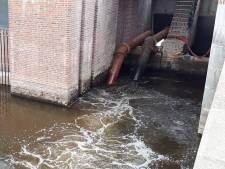 Waterschap pompt Maaswater in Drongelens Kanaal