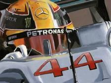 Toon uit Tiel schildert Formule 1-wagens: 'Ik profiteer van de Max-hype'