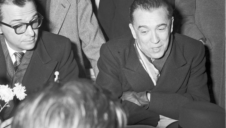 Juscelino Kubitschek in 1956. Beeld ANP