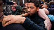 Jussie Smollett, opgepakt voor verzinnen verhaal over homofoob geweld, op borgtocht vrij