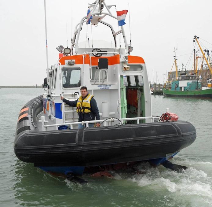 Schipper Marcel van den Nieuwendijk.