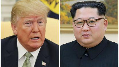 VS en Noord-Korea in het geheim aan het onderhandelen over top tussen Trump en Kim Jong-un
