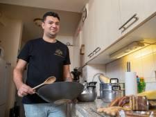 Michel uit Veenendaal krijgt hoge boete als hij thuis afhaalmaaltijden blijft bereiden: 'Ik stop met pijn in het hart'