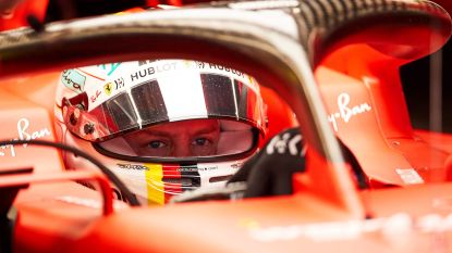 Vettel snelste in ochtendsessie van vijfde testdag in Barcelona