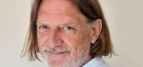 Twentse kunstnozem Jan Cremer als een van de Vijfde Beatles