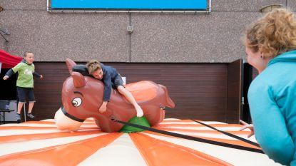 Moevement viert einde schooljaar met Springkastelendag en Moev'it festival