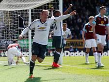 Rooney staat op bij afwezigheid Ibrahimovic
