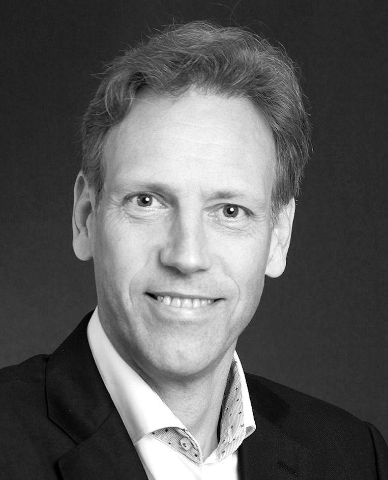 Frank Karsten is auteur van De Discriminatiemythe (juli 2018), oprichter van Stichting MeerVrijheid en co-auteur van De Democratie Voorbij (2011). Beeld -