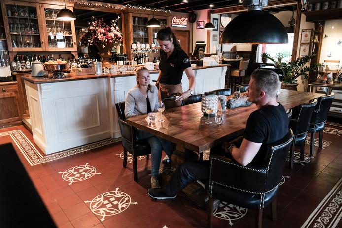 Eetcafé Jansen en Jansen in Hengelo.