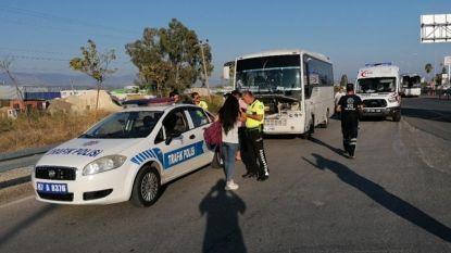 Vier Belgische toeristen gewond bij botsing met minibus in Turkije