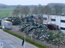 Dongense kunstgrasrecyclaar Tuf Recycling nog steeds in overtreding