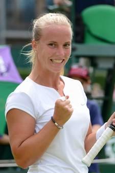 Hogenkamp blij met debuut op Roland Garros: Deze ontbrak nog