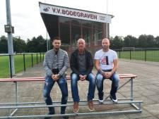 Voetbalclub vv Bodegraven bestaat honderd jaar: eeuweling die wankelt