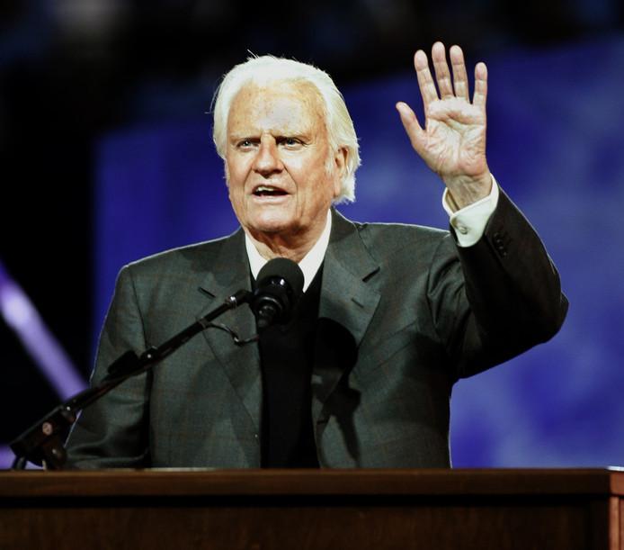 Archiefbeeld: Graham in 2005