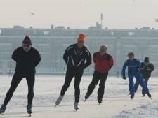Nooit meer schaatstocht op Binnenschelde?