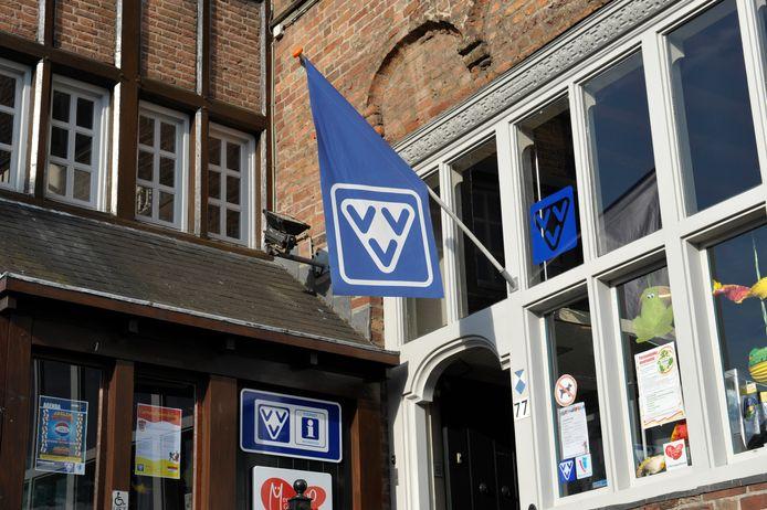 De VVV in Den Bosch zit gevestigd in het gebouw de Moriaan.