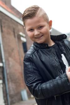 Utrechtse Piet (9) wil de nieuwe Jan Smit worden
