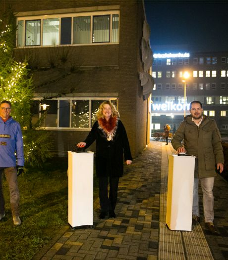 Lichtjesactie van De Ronde Tafel voor Beatrixziekenhuis levert bijna 32.000 euro op