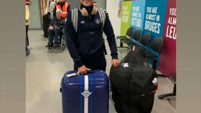Wilfried Peeters vertrekt vandaag uit Spanje