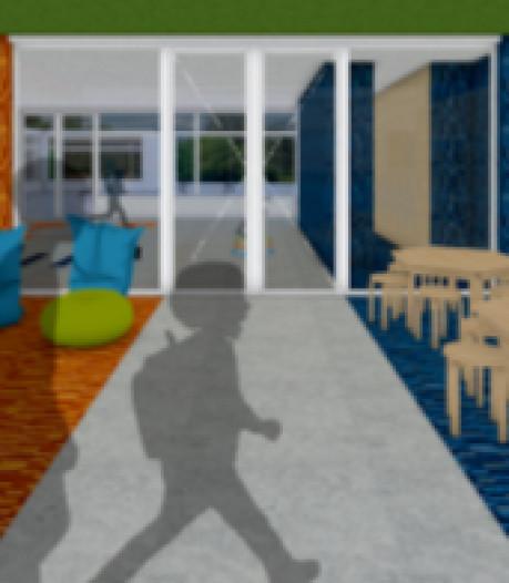 Nieuwe, hippe uitstraling voor basisschool De Maten in Oldenzaal