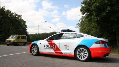 """Politie van Luxemburg krijgt Tesla's: """"Je hebt een snelle wagen nodig om criminelen te pakken"""""""