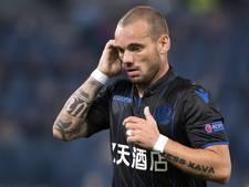 Basisklant Sneijder verspeelt zege met OGC Nice