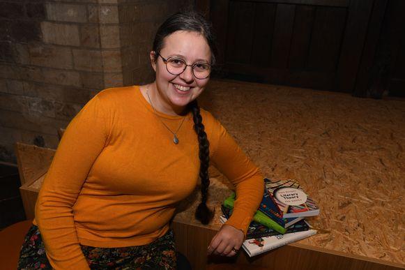 Marlieke Bender is kinderboekenconsulent.