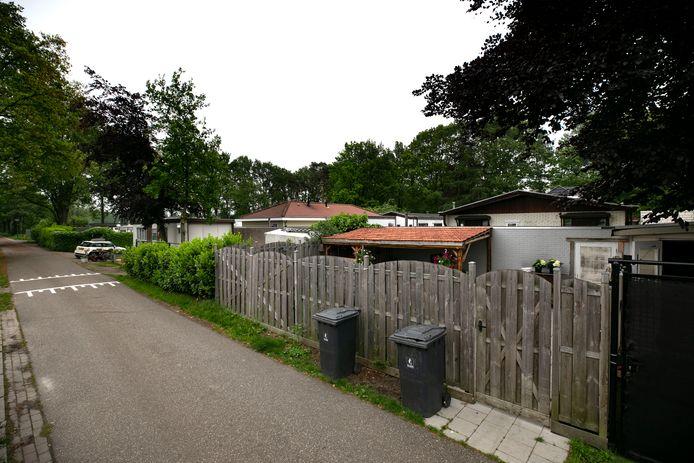 Woonwagenkamp Kremersbos in Nuenen