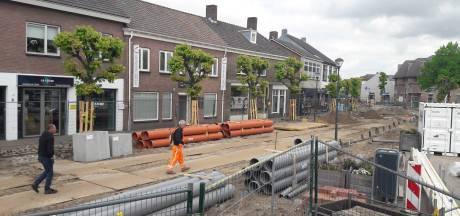 Reconstructie Markt Prinsenbeek: 'Alles beter dan die grafzerken'