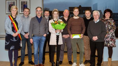 Maarten Voordeckers is 16.000ste inwoner