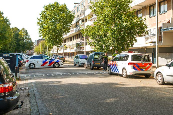 Steekpartij Echternachlaan in Eindhoven.