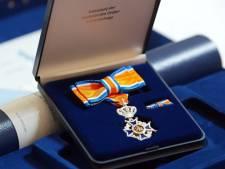 Koninklijke onderscheiding voor mannen uit Maarssen en Breukelen