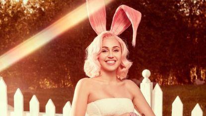 Op haar paasbest: Miley Cyrus schittert in schattige fotoshoot