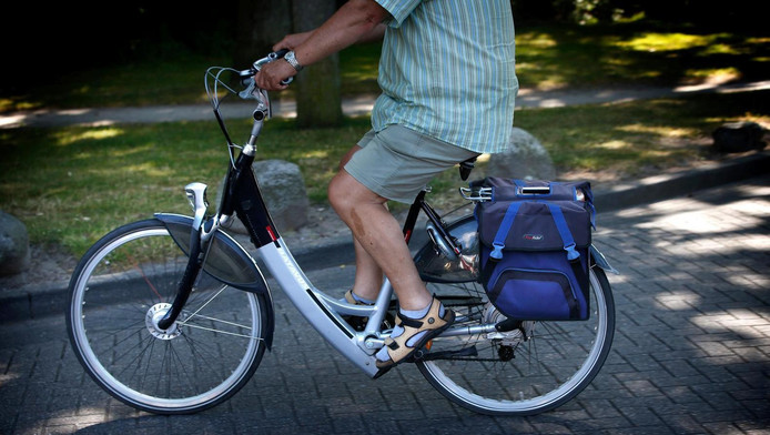 Door de e-bike zijn met name de langere afstanden populair