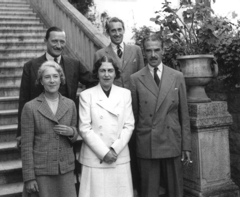 May Borden in 1942. Beeld .