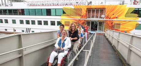 50 jaar Zonnebloem Ottersum: feestconcert in sporthal Pica Mare