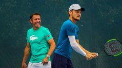 """David Goffin: """"Ik zal tegen Medvedev moeten aanvallen"""", coach Van Cleemput ziet kansen"""