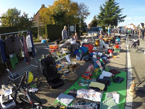 Rommelmarkt Chiro Viersel