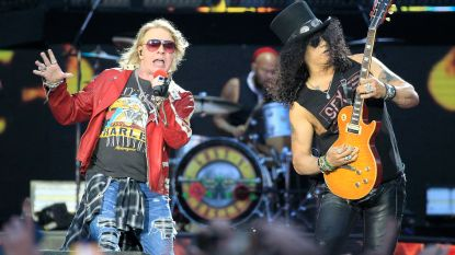 'Appetite for Destruction' van Guns N' Roses beste debuutalbum ooit