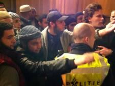 Van der Laan: Politieoptreden De Balie correct