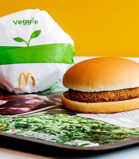 McDonald's lanceert vegetarische McKroket