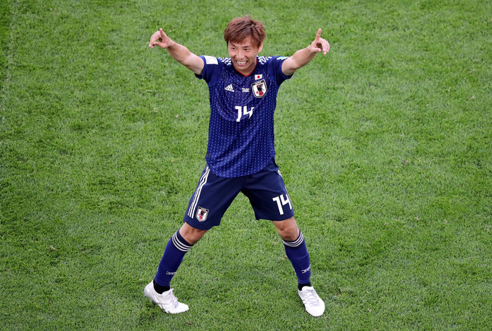 Takashi Inui.