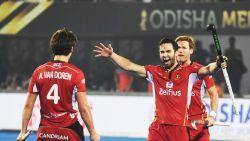 """Red Lions gaan vol voor WK-goud: """"We willen ons niet meer laten vangen"""""""