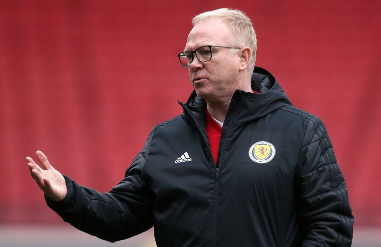 Alex McLeish.