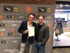 Pasquale Hoekman is de jongste Hoofd Opleiding met een A-status in Nederland
