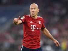 Robben: Het is niet zo zwart-wit bij Bayern